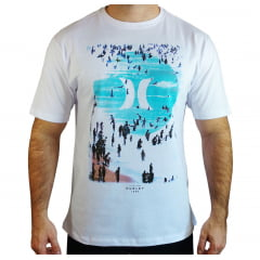 CAMISETA HURLEY SILK BEACH PARTY